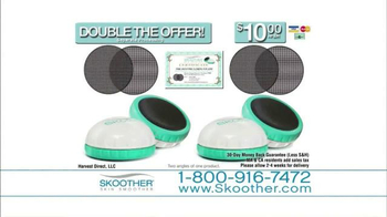 Skoother TV Spot, 'Ultimate Skin Smoother' - Thumbnail 6