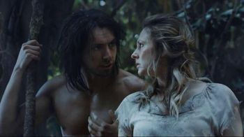 GEICO TV Spot, 'Tarzan Fights Over Directions: It's What You Do'