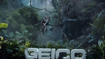 GEICO TV Spot, 'Tarzan Fights Over Directions: It's What You Do' - Thumbnail 9