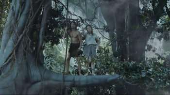 GEICO TV Spot, 'Tarzan Fights Over Directions: It's What You Do' - Thumbnail 2