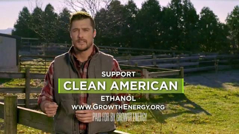 Growth Energy TV Spot, 'The Importance of the RFS' Featuring Chris Soules - 4 commercial airings