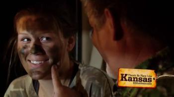 Kansas Outdoors TV Spot, 'Turkey Hunter Girl' - Thumbnail 2
