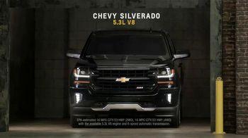 2016 Chevrolet Silverado TV Spot, 'All Chevy' - 3458 commercial airings