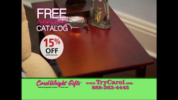 Carol Wright Gifts TV Spot, 'Just the Right Gift' - Thumbnail 7