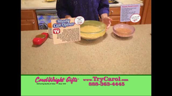Carol Wright Gifts TV Spot, 'Just the Right Gift' - Thumbnail 3