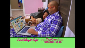 Carol Wright Gifts TV Spot, 'Just the Right Gift' - Thumbnail 6