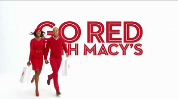 Macy's Go Red Sale TV Spot, 'Magic of Giving' - Thumbnail 1