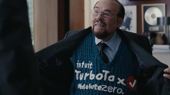 TurboTax Super Bowl 2016 Teaser, 'Someone Else' Featuring James Lipton - Thumbnail 4
