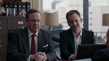 TurboTax Super Bowl 2016 Teaser, 'Someone Else' Featuring James Lipton - Thumbnail 6