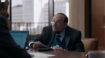 TurboTax Super Bowl 2016 Teaser, 'Someone Else' Featuring James Lipton - Thumbnail 8