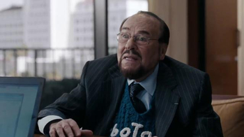 TurboTax Super Bowl 2016 Teaser, 'Someone Else' Featuring James Lipton - Thumbnail 9