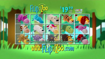 FlipaZoo TV Spot, 'Flips for You' - Thumbnail 8
