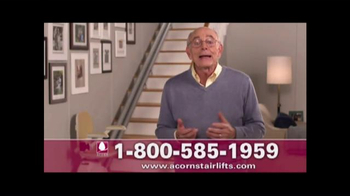 Acorn Stairlifts TV Spot, 'Getting Older' - Thumbnail 9