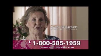 Acorn Stairlifts TV Spot, 'Getting Older' - Thumbnail 2