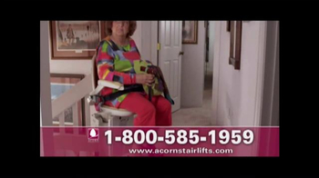 Acorn Stairlifts TV Spot, 'Getting Older' - Thumbnail 7
