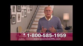 Acorn Stairlifts TV Spot, 'Getting Older' - Thumbnail 8