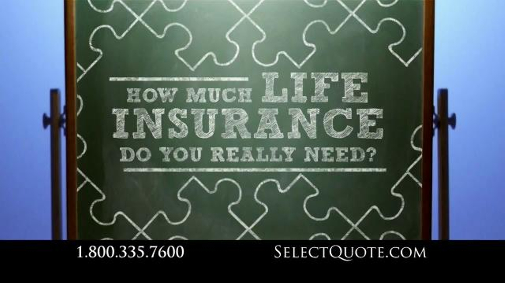 Select Quote Life Insurance Delectable Select Quote TV Commercial 'Personal Life Insurance Guide' ISpottv