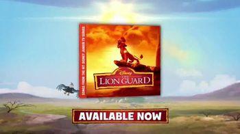 The Lion Guard Soundtrack TV Spot