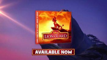The Lion Guard Soundtrack TV Spot - Thumbnail 2