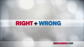 Carson America TV Spot, 'Ben Carson Will Stand for Our Values' - Thumbnail 3