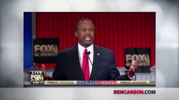 Carson America TV Spot, 'Ben Carson Will Stand for Our Values' - Thumbnail 5
