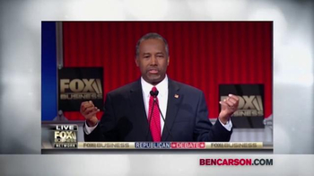 Carson America TV Spot, 'Ben Carson Will Stand for Our Values' - Thumbnail 7