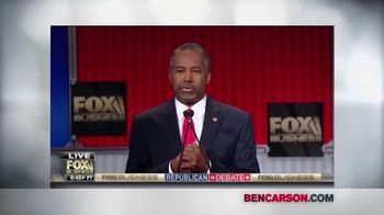 Carson America TV Spot, 'Ben Carson Will Stand for Our Values'