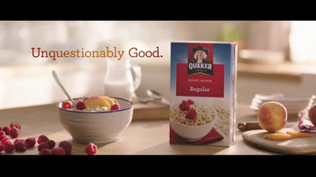 Quaker Instant Oatmeal TV Spot, 'Don't Question Yourself' - Thumbnail 7