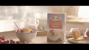Quaker Instant Oatmeal TV Spot, 'Don't Question Yourself' - Thumbnail 6