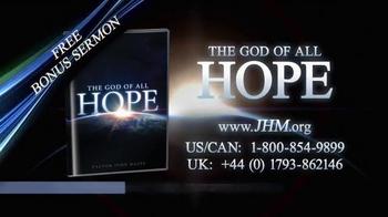 The God of All Hope Home Entertainment TV Spot - Thumbnail 8