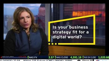 EY Global TV Spot, 'CFO: Need to Know: Digital Readiness'