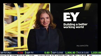 EY Global TV Spot, 'CFO: Need to Know: Digital Readiness' - Thumbnail 3