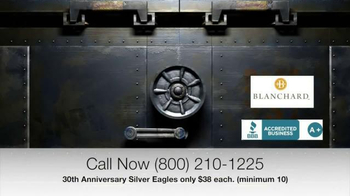 Blanchard and Company 30th Anniversary Silver Eagles TV Spot, 'Iconic' - Thumbnail 3