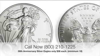 Blanchard and Company 30th Anniversary Silver Eagles TV Spot, 'Iconic' - Thumbnail 5
