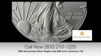 Blanchard and Company 30th Anniversary Silver Eagles TV Spot, 'Iconic' - Thumbnail 8