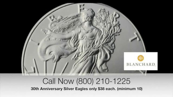 Blanchard and Company 30th Anniversary Silver Eagles TV Spot, 'Iconic' - Thumbnail 9