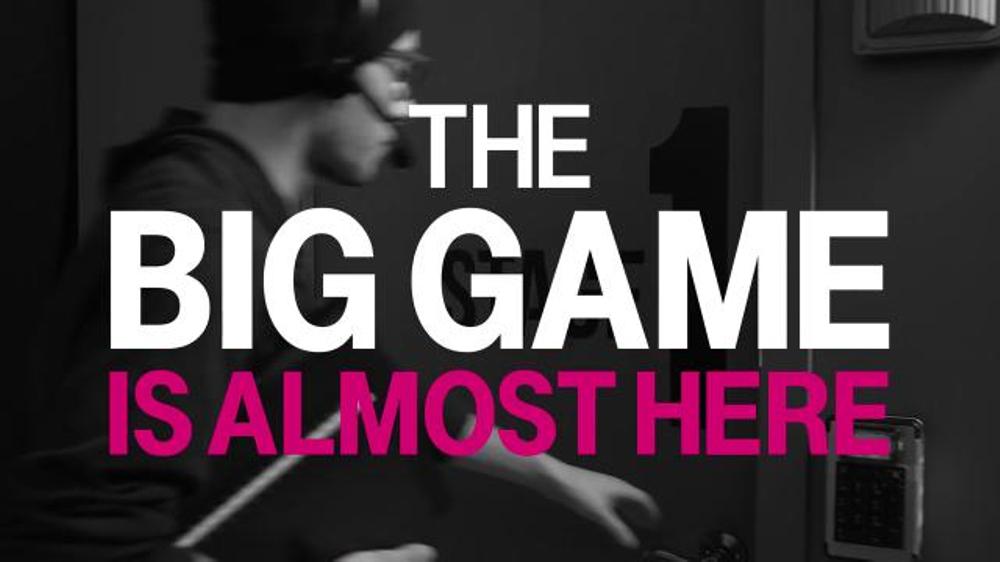 T-Mobile Super Bowl 2016 Teaser, 'Magenta'
