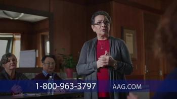 American Advisors Group Reverse Mortgage TV Spot, 'Safe & Secure' - Thumbnail 9