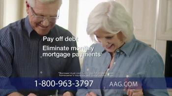 American Advisors Group Reverse Mortgage TV Spot, 'Safe & Secure' - Thumbnail 6