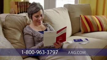 American Advisors Group Reverse Mortgage TV Spot, 'Safe & Secure' - Thumbnail 8