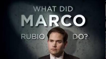 Right to Rise USA TV Spot, 'Rubio's Bad Judgment' - 3 commercial airings