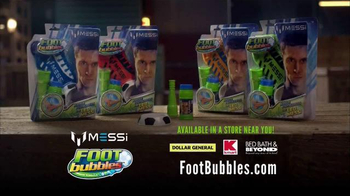 Messi FootBubbles TV Spot, 'Have You Got What It Takes' Feat. Lionel Messi - Thumbnail 9