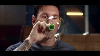 Messi FootBubbles TV Spot, 'Have You Got What It Takes' Feat. Lionel Messi - Thumbnail 4
