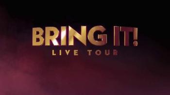 Bring It! Live Tour TV Spot, 'Get Your Tickets Now' - Thumbnail 3