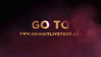 Bring It! Live Tour TV Spot, 'Get Your Tickets Now' - Thumbnail 8