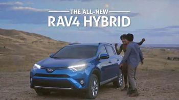 2016 Toyota RAV4 Hybrid TV Spot, 'Rise Up' Ft. Kwang-soo Lee - Thumbnail 8