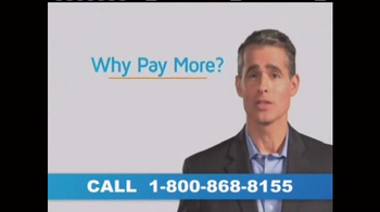 HealthMarkets Insurance Agency TV Spot, 'Why Pay a Penny More?'