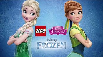 LEGO Disney Princess TV Spot, 'Frozen Adventure' - Thumbnail 1