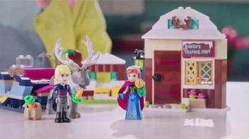 LEGO Disney Princess TV Spot, 'Frozen Adventure' - Thumbnail 3