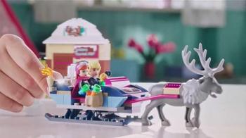 LEGO Disney Princess TV Spot, 'Frozen Adventure' - Thumbnail 4